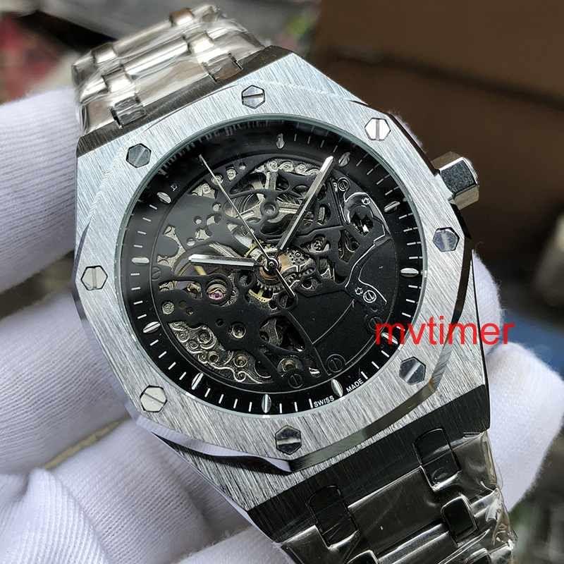 f952ad1dd1e Compre Subiu Marca De Ouro Homens Relógio De Grife Esqueleto Automático Aaa  Luxo Mens Relógios ROYAL DIVER Relógios De Pulso Orologio Di Lusso Montre  De ...
