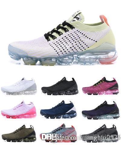 3c6aef99282d28 Air Mens Designer Casual Shoes 2019 Men Casual Air Cushion Triple ...