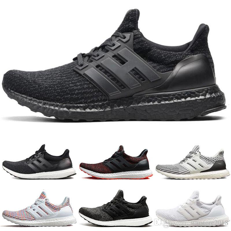 72df729a2ce86 Adidas Ultra Boost 3.0 4.0 Venta Al Por Mayor UB 3.0 4.0 Sneaker ...