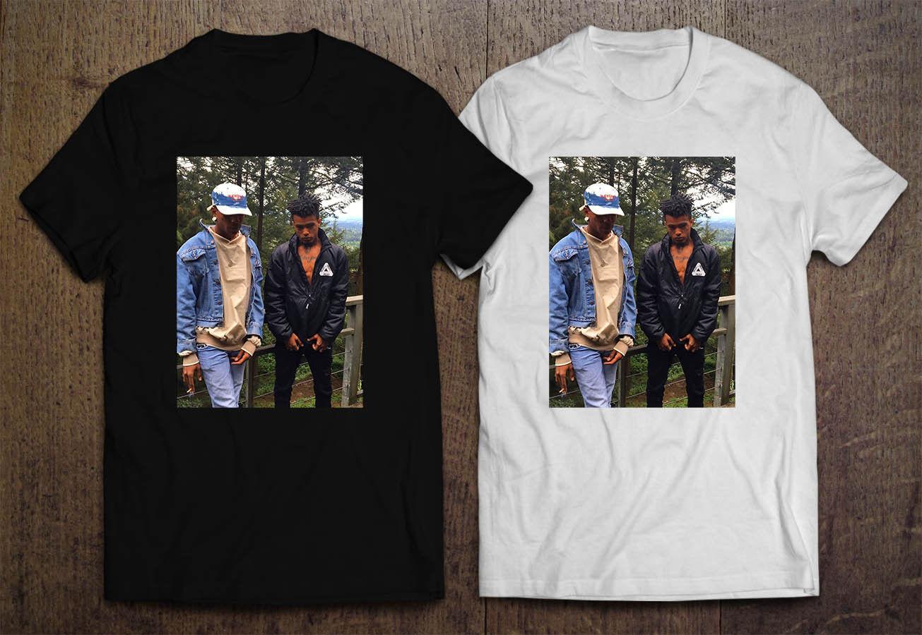 39c4d557 XXXTentacion Black White T Shirt B Men Shirt Shirt Designer From  Joyfulandhappy57, $11.63| DHgate.Com