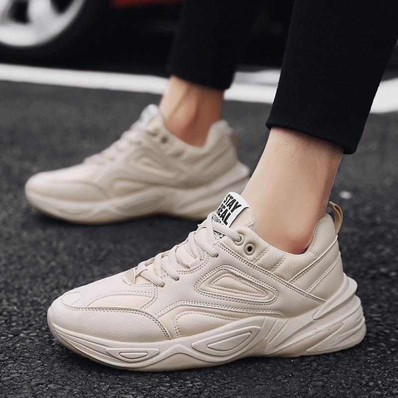 Men Shoes Sneakers 2019 Spring New Trend Outdoor Hiking Leisure Student  Sports Korean Version of The Shoes Men s Casual Shoes Cheap Men s Casual Shoes  Men ... 207c2e09d477