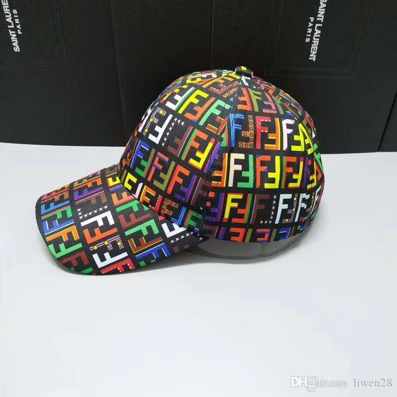 ce800f5fa Designer men's baseball caps Fashionable casual ladies sun hat Outdoor  sports golf cap wholesale