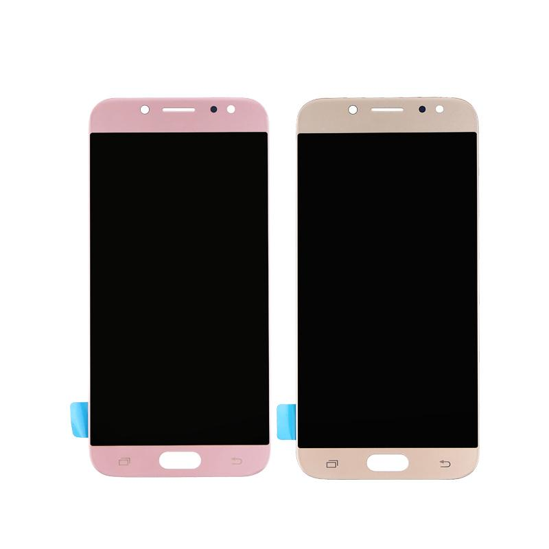 383ee3a8dc489e 2019 Can Adjust Brightness Oled LCD For SAMSUNG Galaxy J7 2015 J700 Display  J700F J700M J700H Touch Screen Digitizer Replacement Parts From Fftrends,  ...
