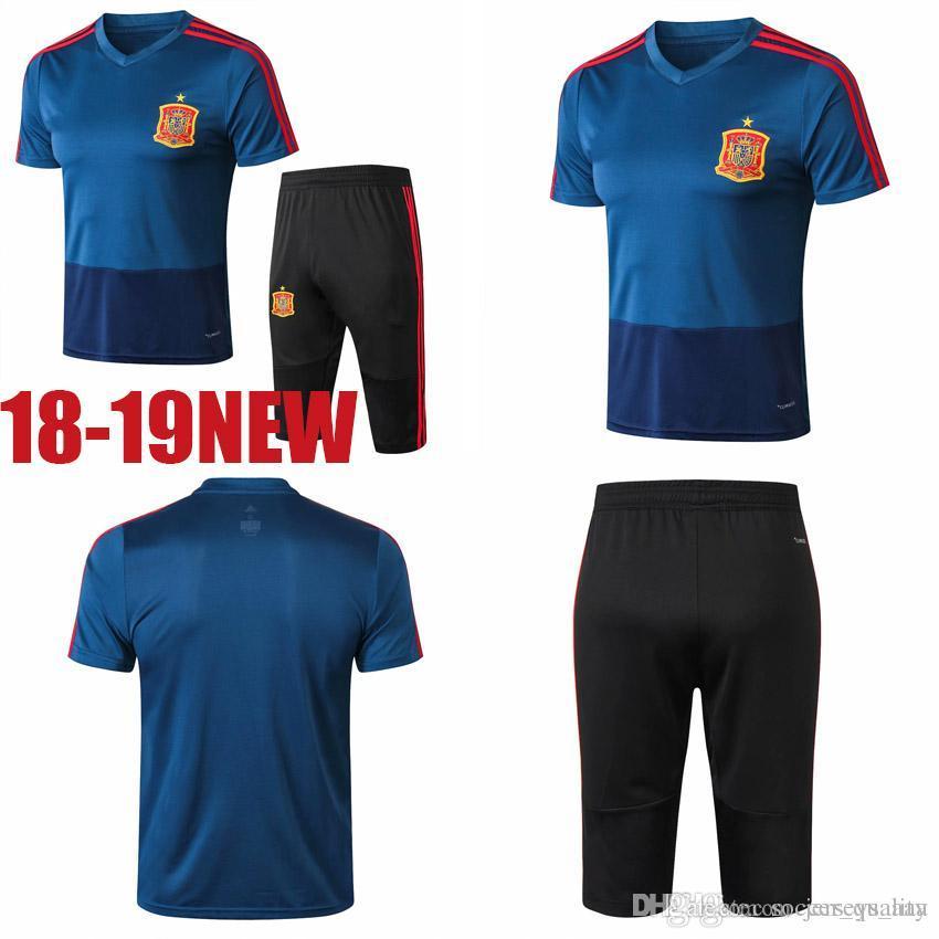 Fútbol Compre 1819 Largo España De Traje Chaqueta Equipo Rqtrq4w