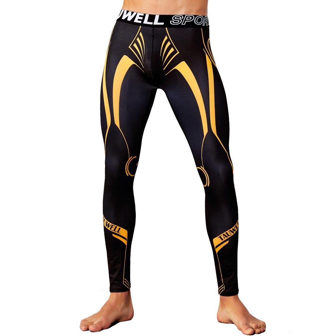 5245f80da9 2019 Sexy Mens Compression Pants Running Tights For Men Gym Sport Leggings  Clothing Man Exercise Training Fitness Leggins Brand From Vanilla12, ...