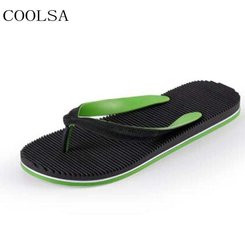 11b4504d40dd Hot Men S Summer Non Slip Massage Slippers Outdoor Flat Beach Flip Flops  Home Bathroom Slippers Men Slides Sandals Drop Shipping Boots Online Cowboy  Boots ...