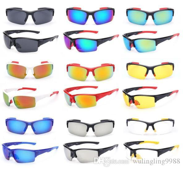 84ca78ccf59 Fashion Sunglasses Outdoor Sports Men Sunglasses UV 400 Lens For Fishing  Golfing Driving Running Eyewear Glasses For Men Mens Eyeglasses From  Wulingling9988 ...