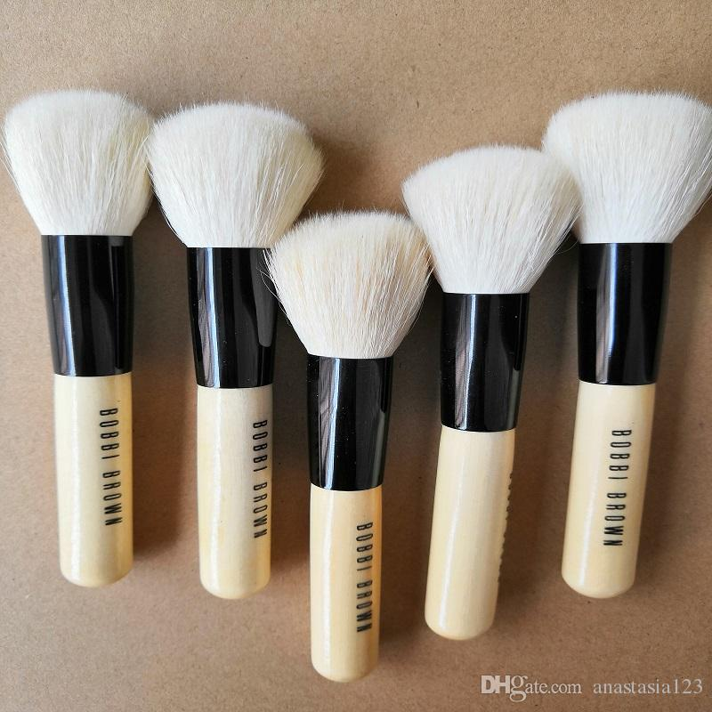 2019 new Eyebrow Eyeshadow Brush Makeup Brushes 1PCS Wooden Foundation Cosmetic Brush Women's Fashion beauty tools