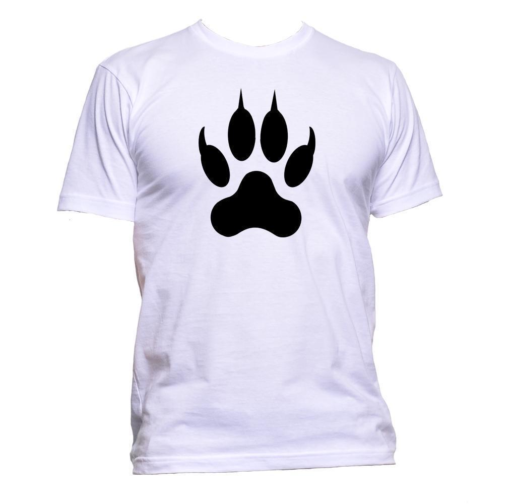 Fox Claw Unisex T-Shirt Mens Womens Fashion Comedy Cool Funny Hipster Nerd Geek denim clothes camiseta t shirt