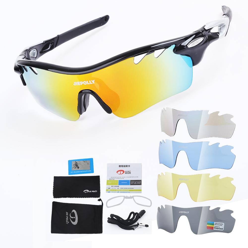 8638e44d7d1 Polarized Cycling Sun Glasses Outdoor Sports Bicycle Glasses Men ...