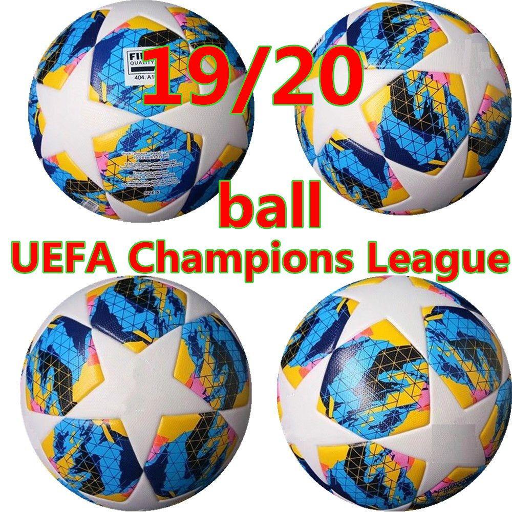 Best Soccer Balls 2020 2019 UEFA Champions League Soccer Ball CONEXT 2019 Official Match