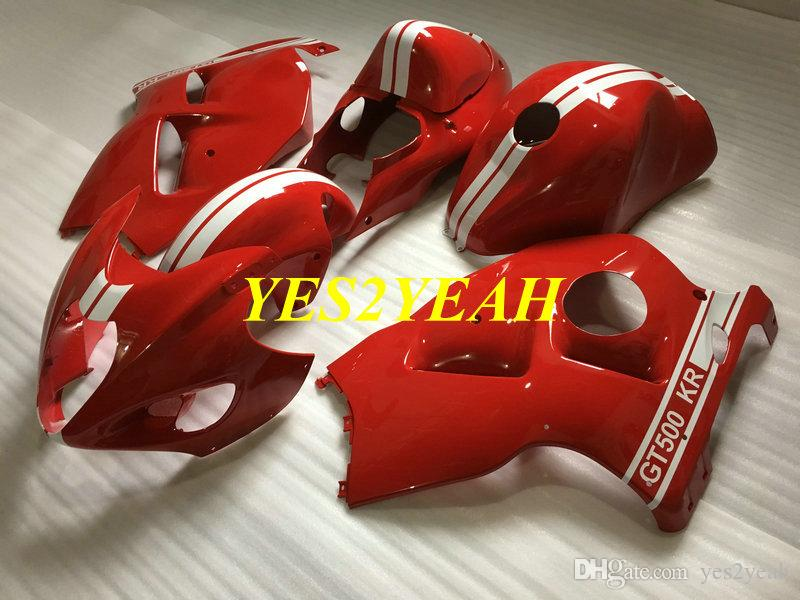 Injection Fairing kit for SUZUKI Hayabusa GSXR1300 96 99 00 07 GSXR 1300 1996 2000 2007 Full tank cover Fairings bodywork SG60
