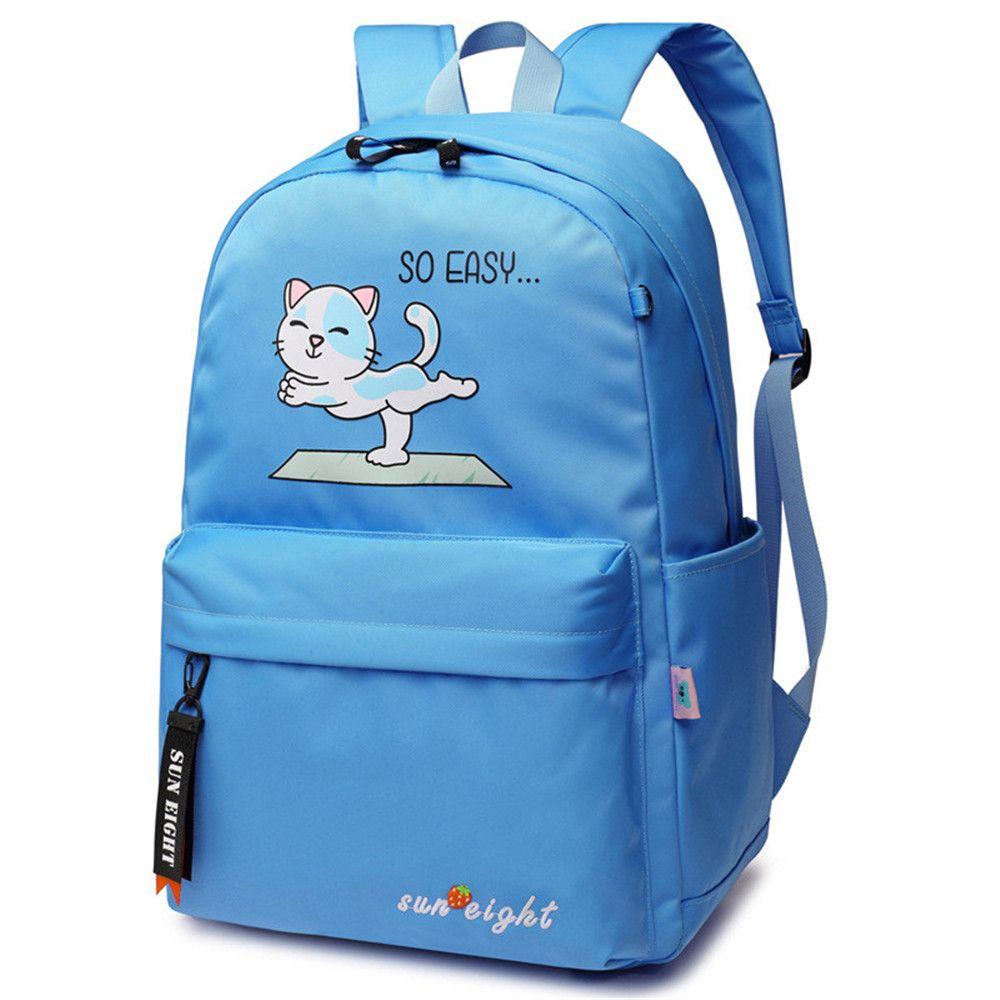 cf8838746f59 Waterproof nylon women backpack school bags fashion laptop backpack for  teenage cartoon prints school bag Female Travel bas