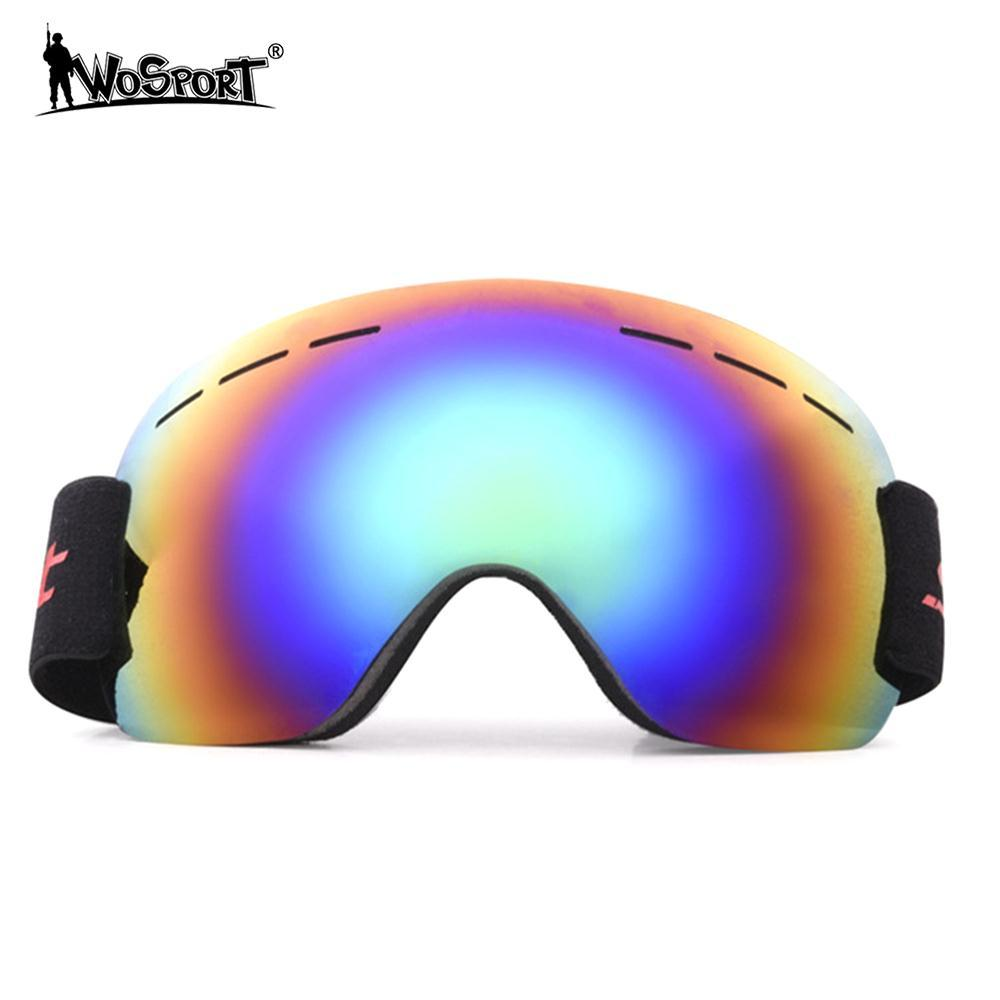 392cd4f35d5 2019 Ski Goggles Game For Goggles Snowboard Snow Mountain Wind Mirror For  Ski Cycling Outdoor Sport Riding Anti Fog From Enhengha