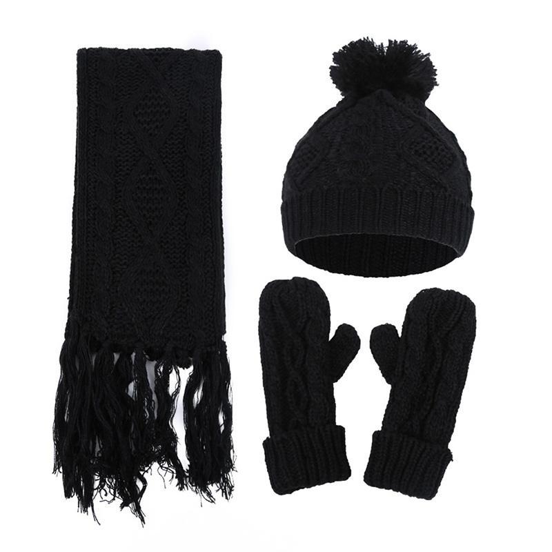 Cheap Cartoon Animal Hat Scarf Gloves Best Cashmere Hat Gloves Scarf Sets 4d9cb5afc44