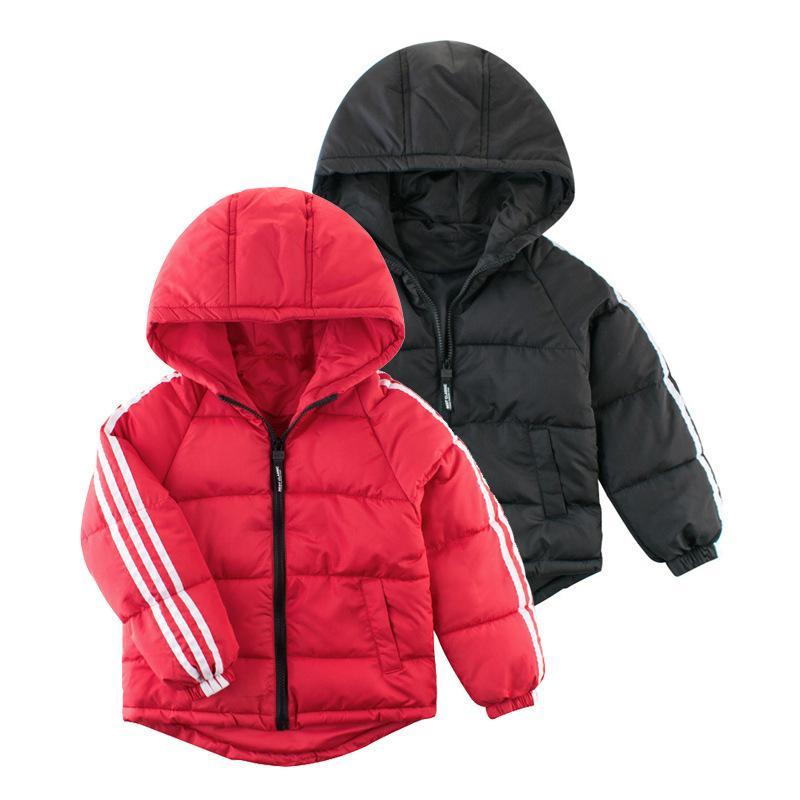 b6e4698cc Fashion Children S Winter Jackets Kids Cotton Down Coat Baby Jacket ...