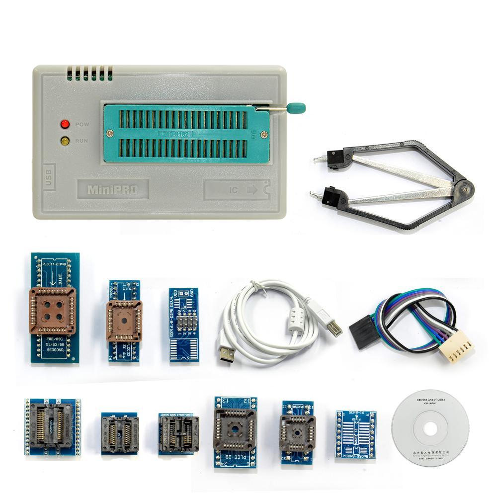 compre programador tl866a 10 adaptadores ingls manual russo alta