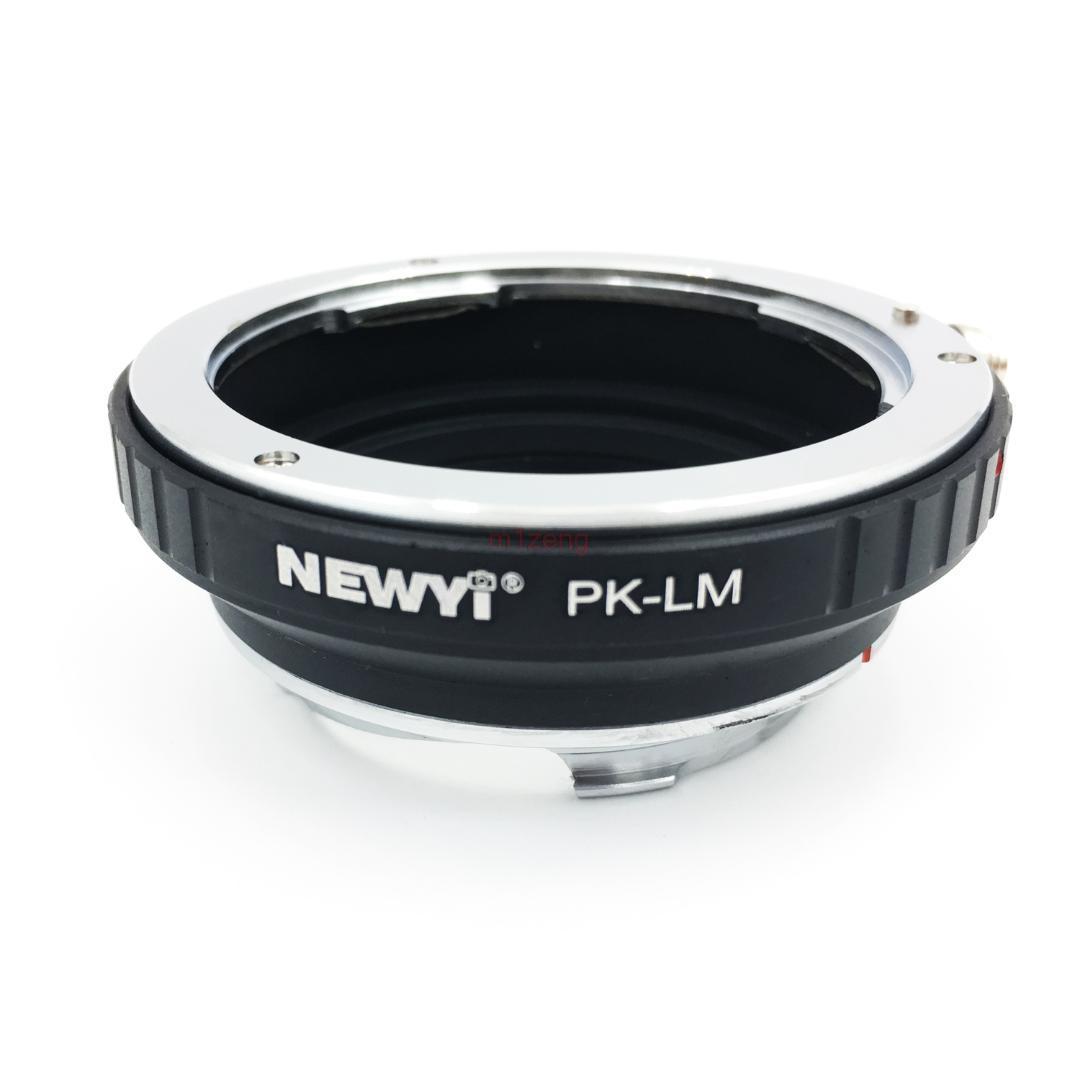 658c8e7a4 Compre PK LM Pentax PK Lente De Montagem Para LM Lens Anel Adaptador Para  Leica M L / M M9 M8 M7 M6 M5 M3 M P Câmera TECHART LM EA7 De ...