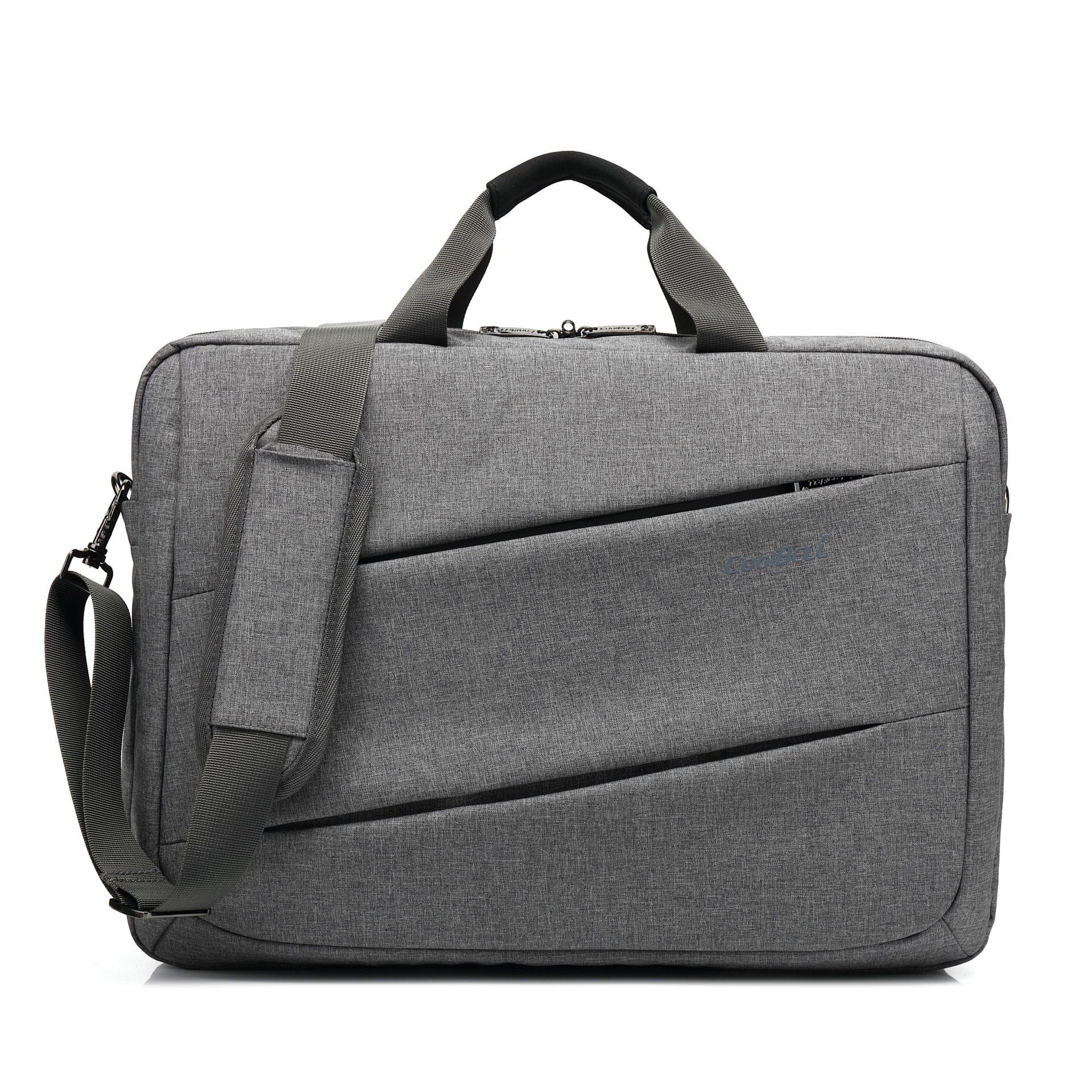 e1c3e65251 Mens Oxford Waterproof Business Briefcase Laptop Bag Shoulder Bags Cross  Body Bag Carry On Handle Case For Computer Notebook MacBook Satchels Leather  Purses ...