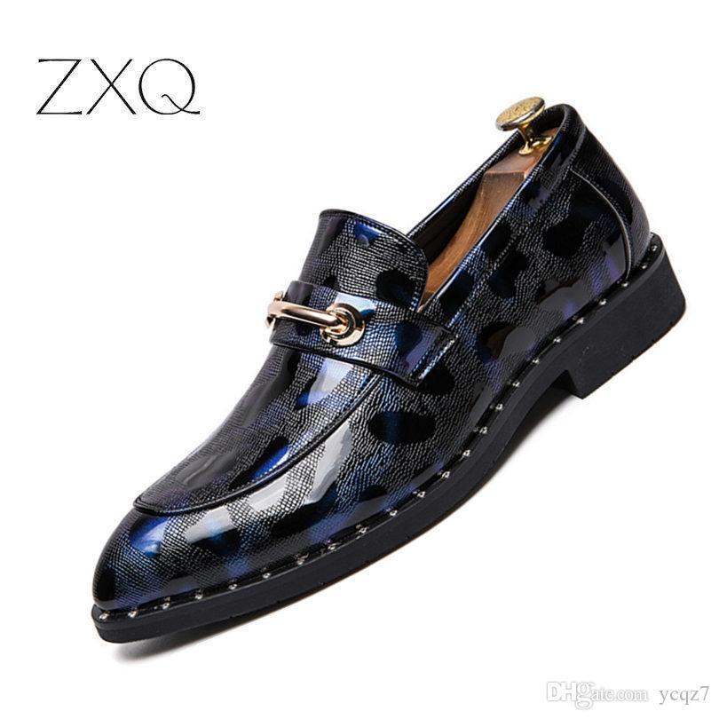 Acheter Verni De Ville En Pointu Cuir Bout Pour Hommes Chaussures 8OPNnwk0X