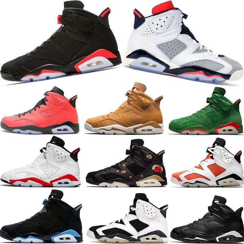 factory price exclusive range separation shoes Compre Zapatillas De Baloncesto Para Hombre Nike Air Jordan 6 6s ...