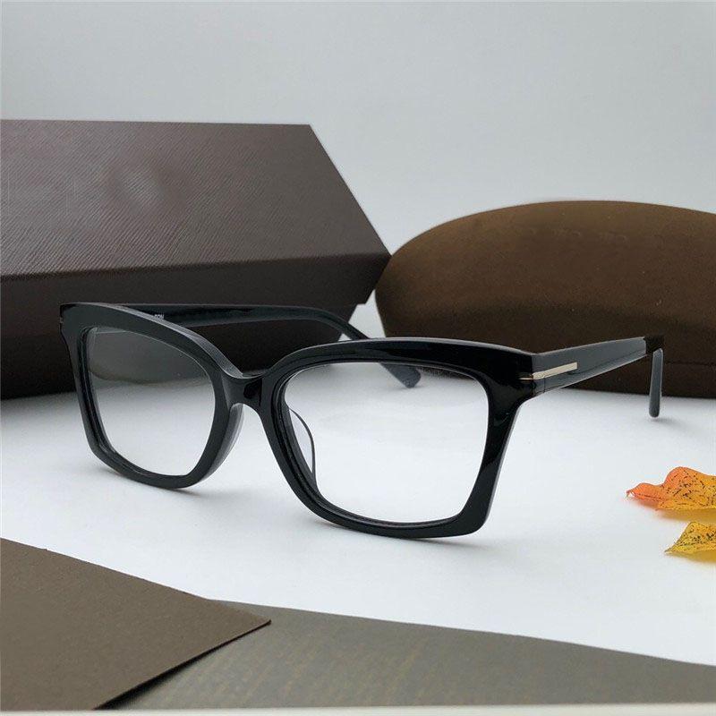 2bd71b14001b Wholesale New Fashion Designer Optical Glasses 5552 Plate Frame Top ...