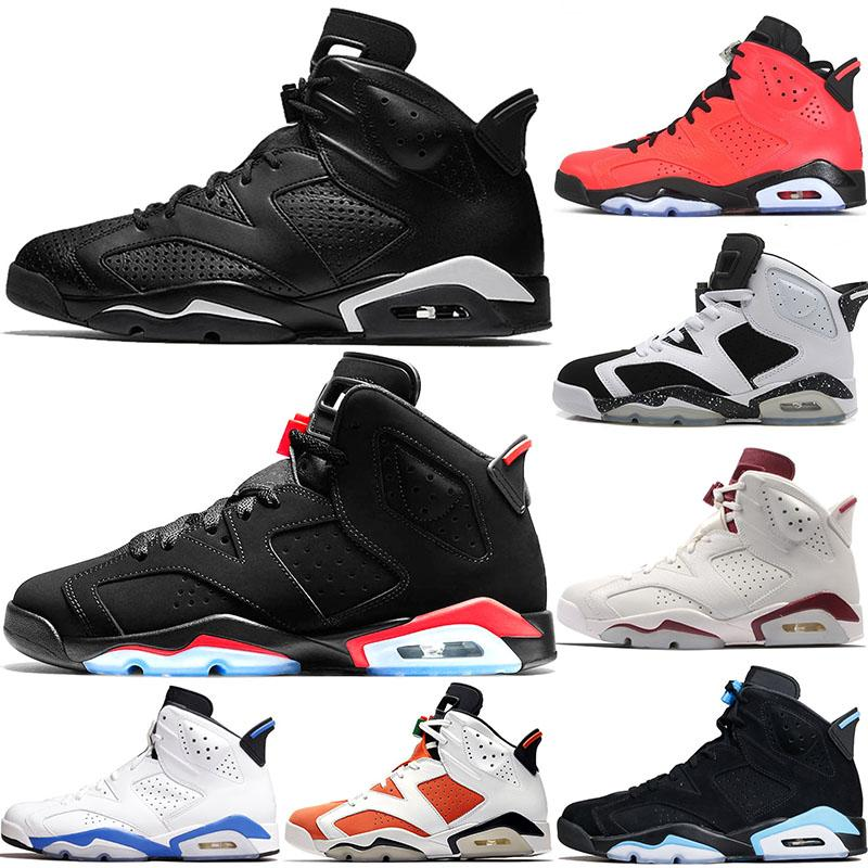 buy online 876a5 13e5e tinker 6s men basketball shoes 2019 Cheap Brand 6 Golden VI Harvest Wheat  Gatorade unc black cat Infrared Carmine MAROON sports sneakers