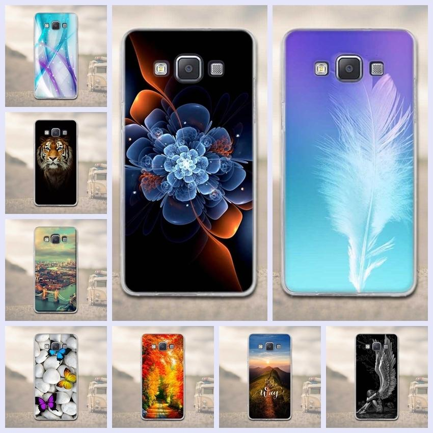 Silicone Cases For Samsung Galaxy A5 5 0 Phone Case Soft Tpu Cover For  Samsung Galaxy A5 2015 A500 Sm-a500f A500h Phone Bags