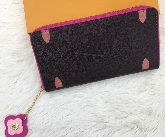 2019 new designer wallet Women's Wallet Zipper Bag Female Designer Wallet Purse Fashion Card Holder Pocket Long Women Bag