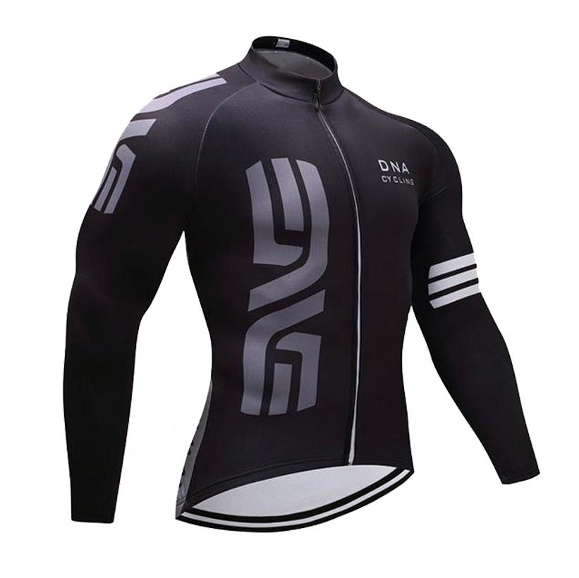Winter Cycling Jersey 2019 Pro Team Mens Thermal Fleece Bicycle ... 56dde1b39