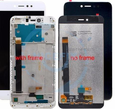 5 5 720x1080 IPS Display For Note 5A LCD Touch Screen With Frame for Xiaomi  Redmi Note 5A Prime LCD Y1 / Y1 Lite