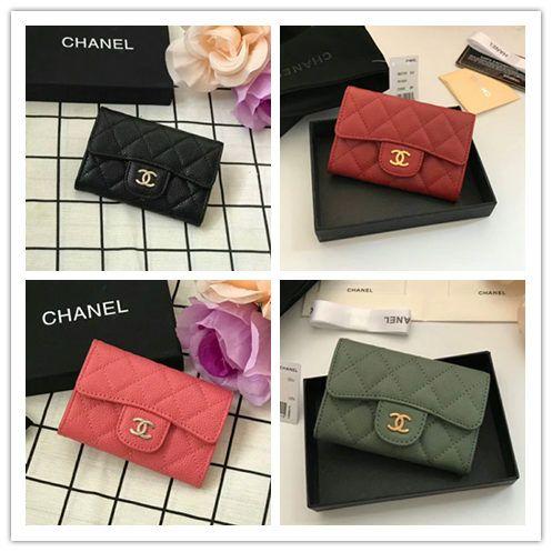 bc89b074109 Top-Qaulity A80799 11.0*8.5*3.0cm France shoulder bag Designer fashion  woman wallet ,wallet with box Free Shiping