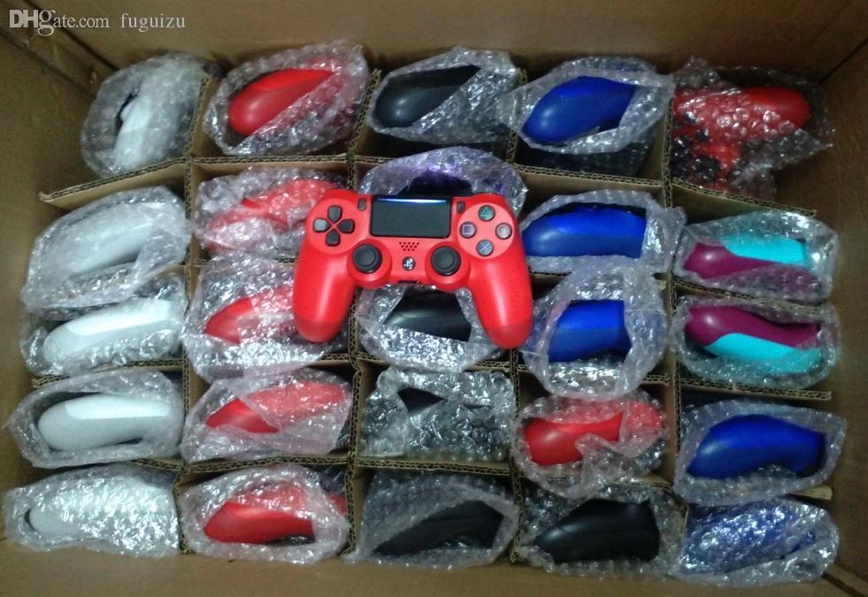 18 colori PS4 controller per PS4 Vibration Joystick Gamepad wireless controller di gioco per Sony Play Station con la scatola di vendita al dettaglio