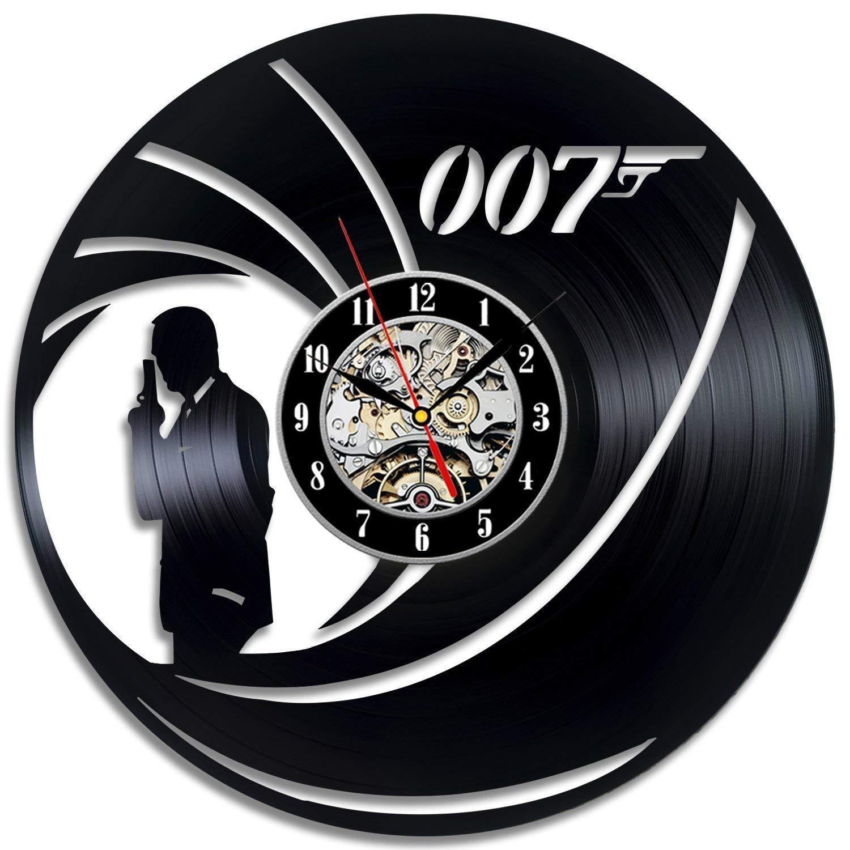 2019 James Bond 007 Vintage Theme Decor Ultra Home Decorative Wall