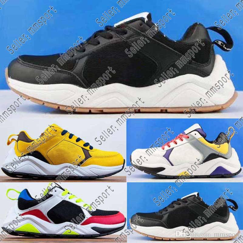 247cb69aeba7d 2019 Champion Shoes Men And Women Sneakers Real Leather Mesh ...