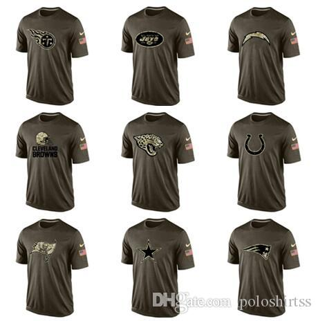 Tennessee York Angeles Jacksonville Cleveland Hombres Marrones Jaguars Chargers Jets Titans Pro Line Heathered Grey Camiseta de color verdadero