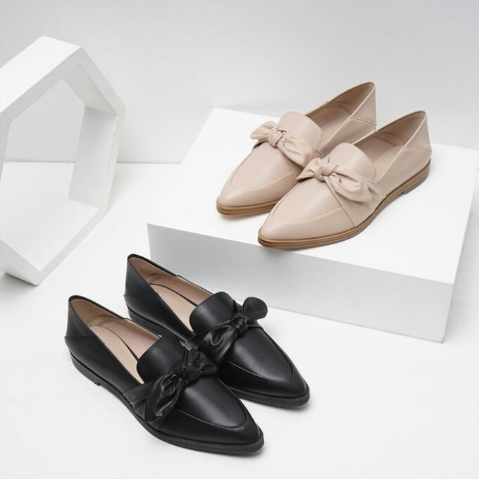 1db2f7d984 Hot Sale Loafers Women Flats Spring Women Shoes Soft Pointed Toe Flats  Summer Slip OnShoes Korea StyleBalletFlats Doug Shoes Wedge Sneakers Sandal  From ...