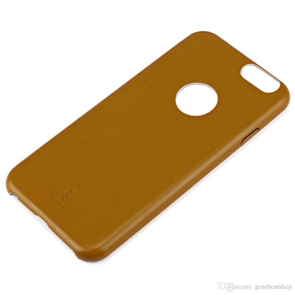huge selection of e6c87 e812d Baseus Ultrathin Soft Leather Case for iPhone 6 / 6S
