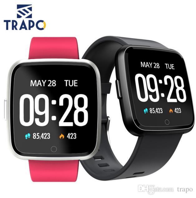 Pk Oxygen Fitness Sport Fitbit Y7 Tracker Iwatch Smartwatch Para Inteligente Pulsera Reloj De hrsQtCd