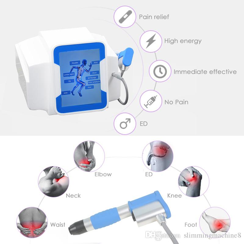 Orthopaedics Acoustic Shock Wave zimmer shockwave therapy machine function pain removal for erectile dysfunction ED treatment