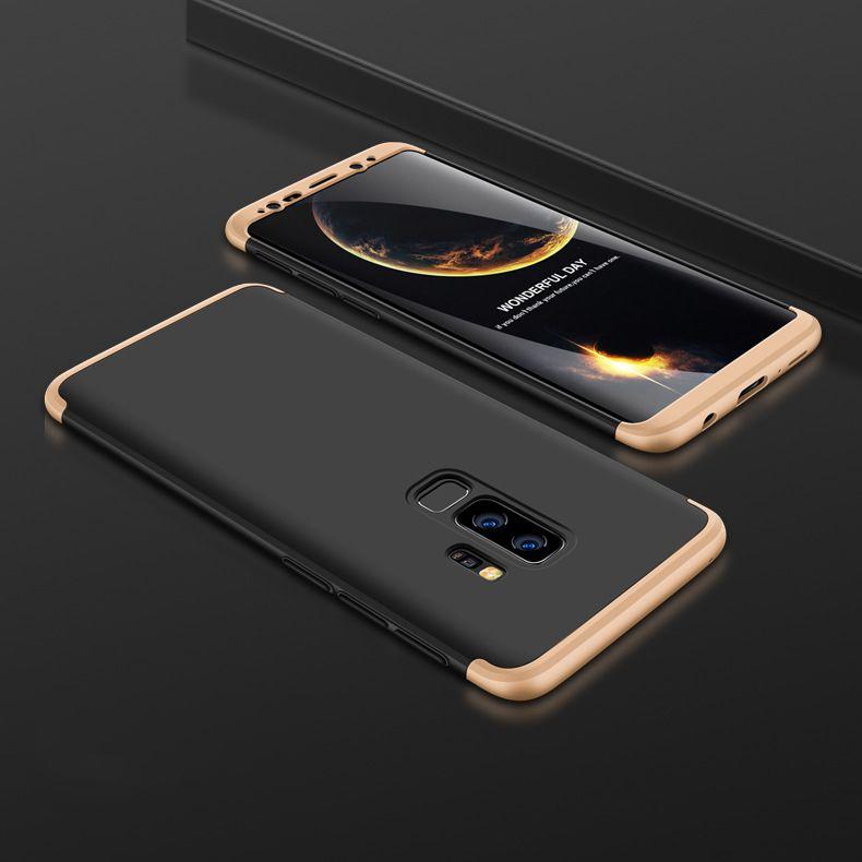 new concept b8186 e1aae New Designer Cool Phone Case for Samsung S8 S8 S9 S9 S7 S7 Edge S6 S6edge  Note8 Note9 A8 (2018) A8plus Mi8Splicing Case 9 Colors Wholesale