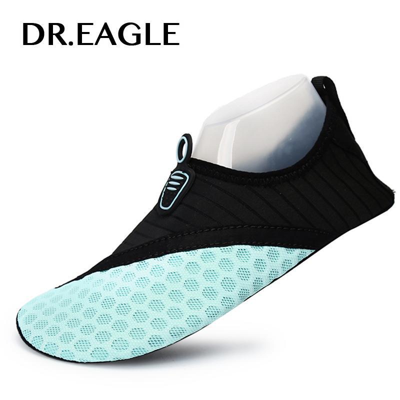 b48e7bc72 Compre Zapatillas Zapatillas Para Nadar Mar Aqua Nadar Surfear Descalzo  Botines De Agua Zapatos De Playa Mujer Hombre Zapatillas De Secado Rápido A  $32.76 ...
