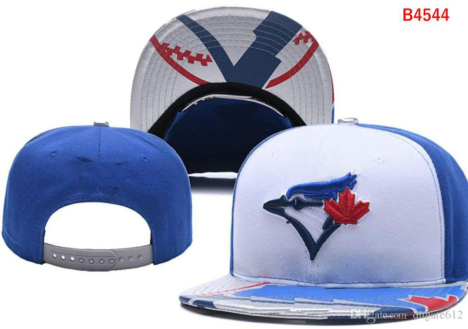 2019 Blue Jays Cap Hat Men Snapbacks Cool Women Sport Adjustable ... 0a64fa1352eb