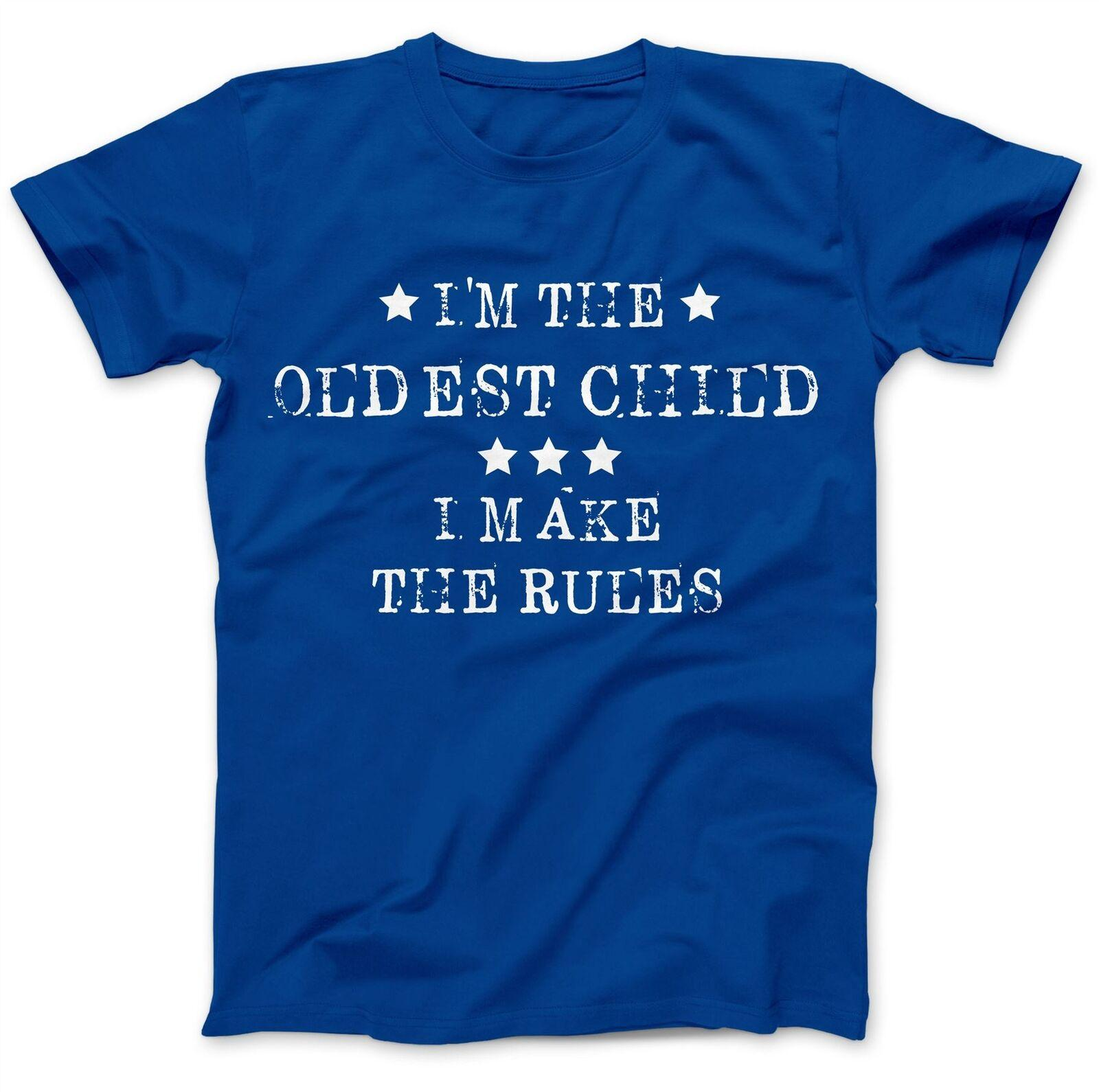 3d1bd609a I'M The Oldest Child T Shirt 100% Premium Cotton Funny Gift Present Son  DaughterFunny Unisex Casual Top Designable T Shirts Buy Funny Shirts From  Dragontee, ...