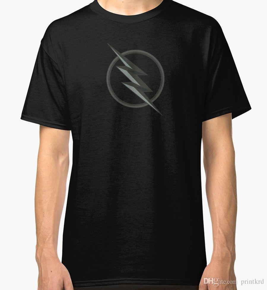 Homme Dc Zoom Le Symbol Flash T Shirt Tv kiOPXuZ