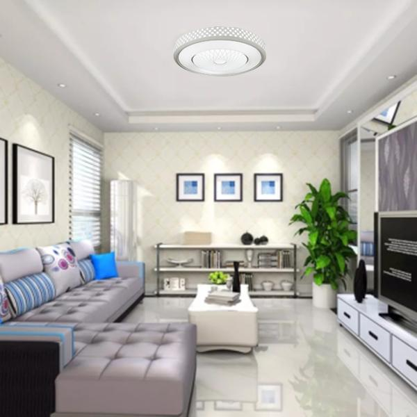 Großhandel Neue Heiße Led Acryl Deckenleuchte Runde Schlafzimmer