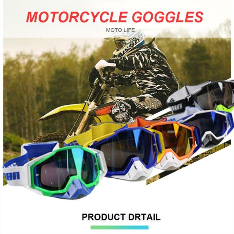 f839761915870f ANTMAN UINON Unisex Motorcycle Glasses Motocross Helmet Goggles Motorbike  Off Road ATV Biker Scooter Ski Gafas Moto Bril Gozluk Motorcycle Glasses  Cheap ...