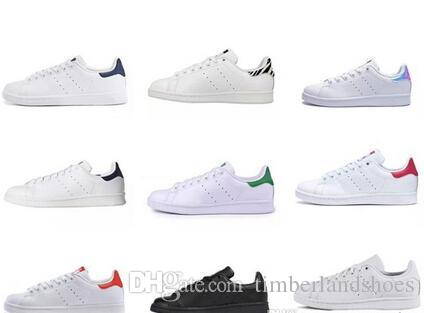 photos officielles 1568b c90c1 high quality stan smith runrun shoes Chaussures stan mens womens smith  White Pink Black leather mens tank tops sports sneakers
