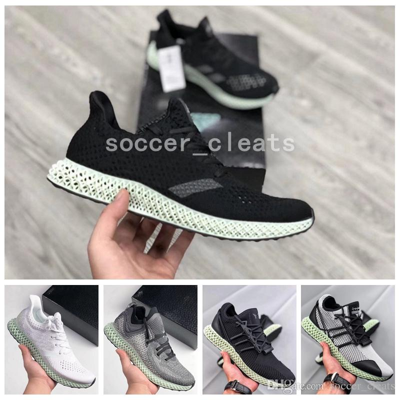 lowest price be8f5 6cdca 2019 2019 New Y 3 Futurecraft 4D Print Runner A00357 Men Running Shoes Y3  QASA AlphaEDGE Outdoor Alphabounce Designer Trainers Sneakers From  Soccer cleats, ...