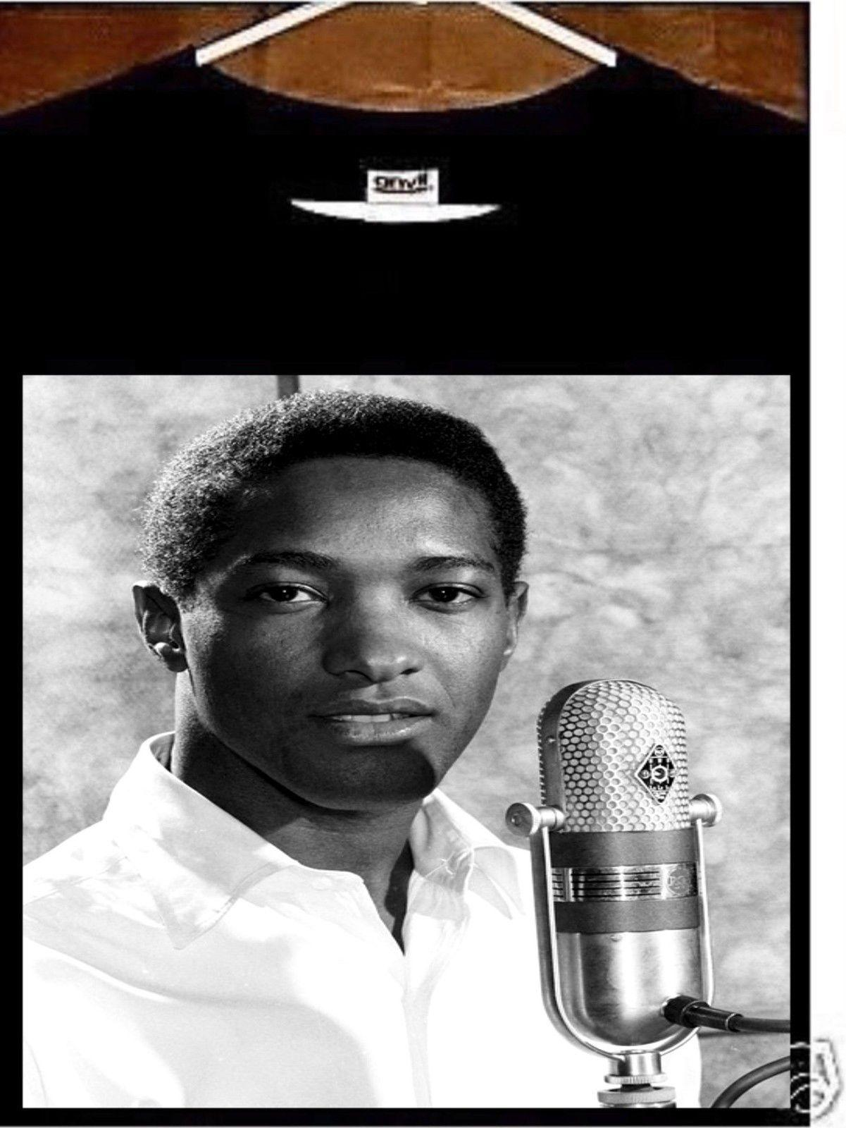 Camisa de Sam Cooke T; Sam Cooke Camiseta tamanho Discout Hot Novo Tshirt Trump sweat sporter t-shirt